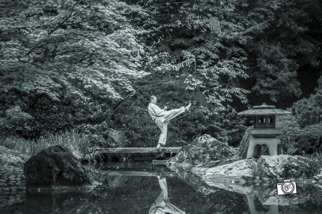 Fotoevent Karate